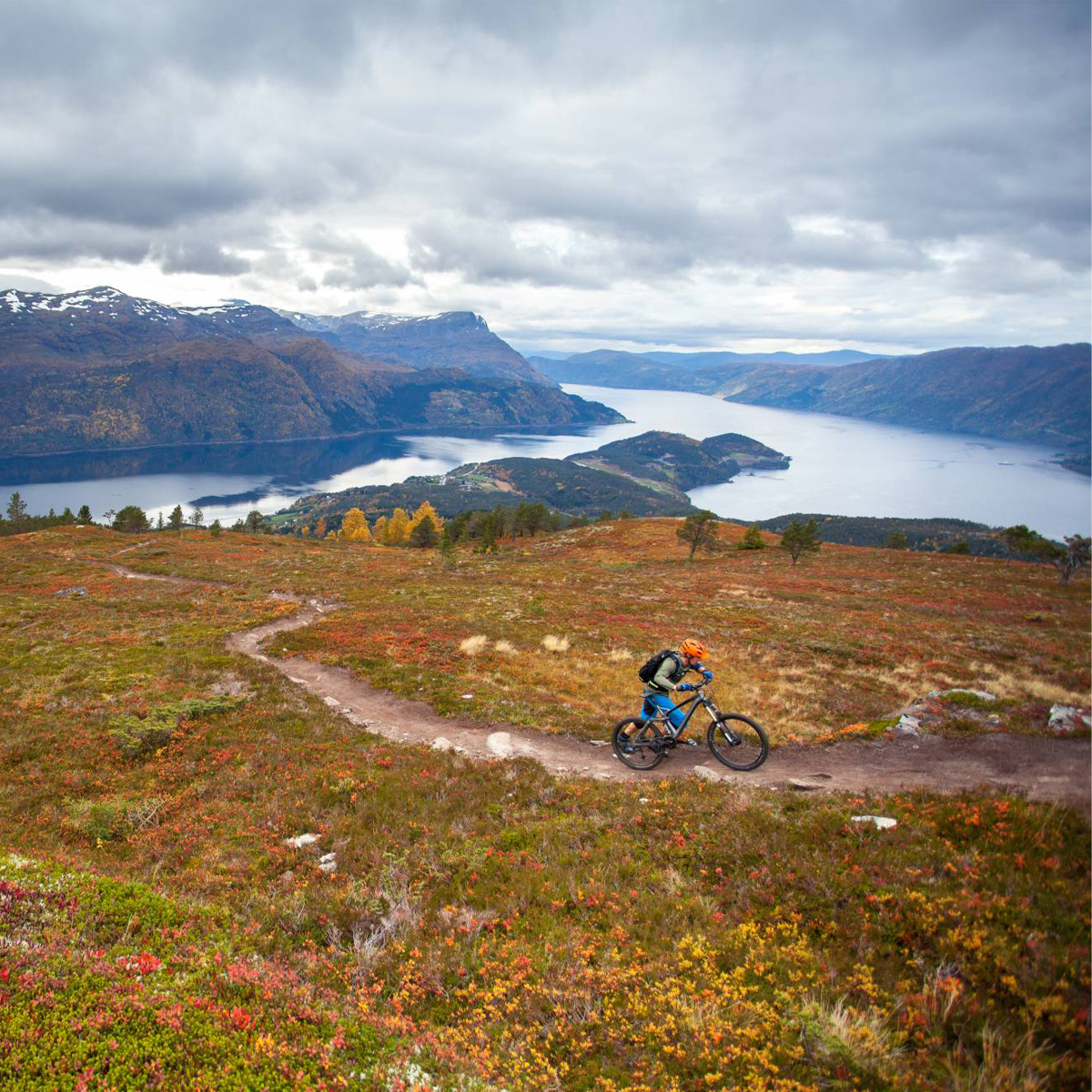 Explore Nordfjord and some Norwegian fun