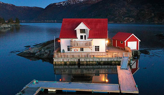 Sail with Explore 62 north and explore Nordfjord and Sunnmore alps in Norway